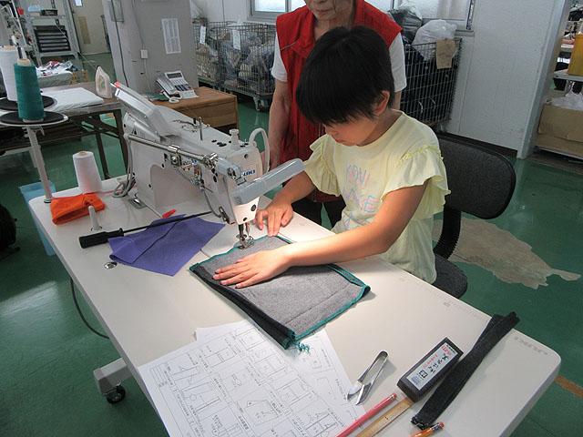 2018 こども縫製教室