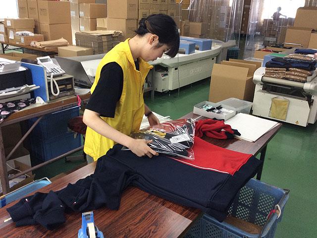 インターンシップ:金沢文化服装学院