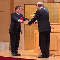 富山県ものづくり大賞 特別賞 高耐久ロボットウェア 縫製工場 ミヤモリ